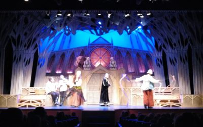 """Musical """"El jorobado de Notre Dame"""""""