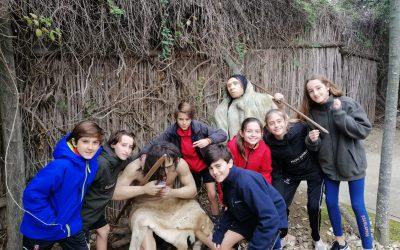 Visita a Arqueopinto
