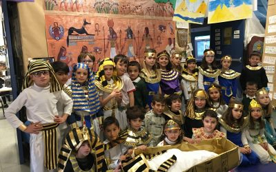 Un viaje al Antiguo Egipto