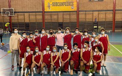 Escolapios vence en Basket