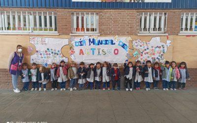 Celebración Día Mundial del Autismo