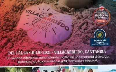Villacarriedo Summer School