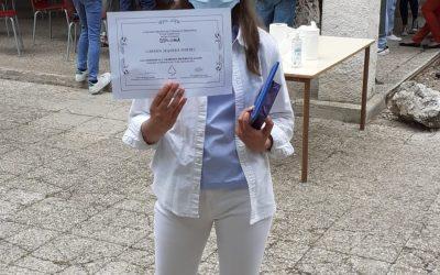 Premio I Olimpiada Matemática